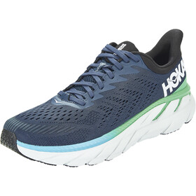 Hoka One One Clifton 7 Laufschuhe Herren moonlit ocean/anthracite